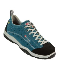 PASITOS esd παπούτσια εργασίας μπλέ με προδιαγραφές S1-P - SRC ESD CLASS 3 SIXTON