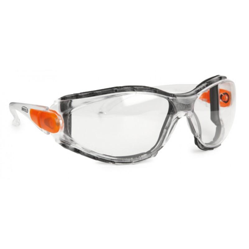9230 105 Γυαλιά Ασφαλείας Διαφανή Αντιχαρακτικά MATADOR PC AS UV