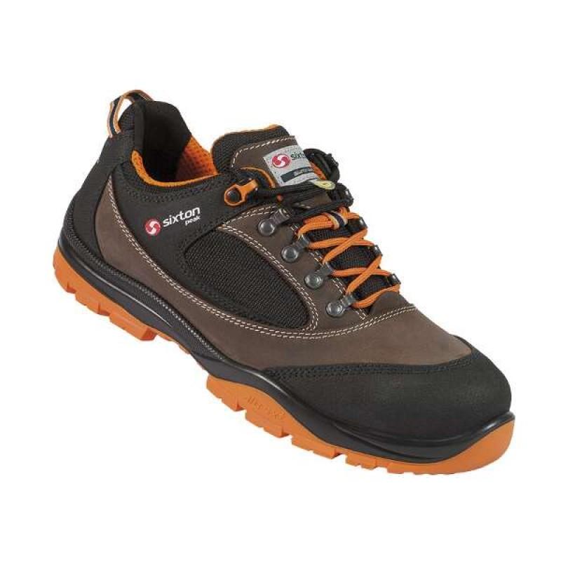 SWING esd παπούτσια εργασίας με προδιαγραφές S3 - SRC ESD CLASS 3 SIXTON