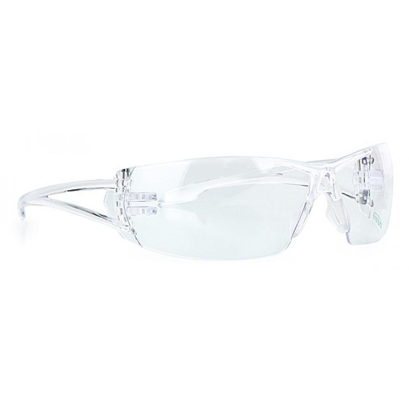9370 105 Γυαλιά Ασφαλείας Διαφανή Αντιχαρακτικά HUNTOR PC AS UV