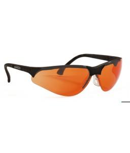9380 420 Γυαλιά Ασφαλείας Eιδικά Γυαλιά TERMINATOR BLACK PC ORANGE UV-400