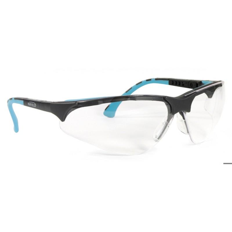9395 006 Γυαλιά Ασφαλείας Διαφανή Αντιαντιθαμβωτικά TERMINATORPLUS BLACK -MINT PC AFP UV