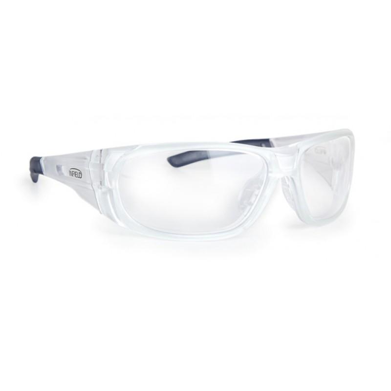 9416 155 Γυαλιά Ασφαλείας Διαφανή Αντιαντιθαμβωτικά TEKTOR CRYSTAL PC AF UV
