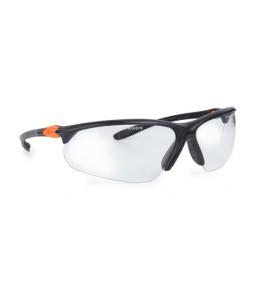 9450 155 Γυαλιά Ασφαλείας Διαφανή Αντιαντιθαμβωτικά VARIOR BLACK-RED PC AF UV