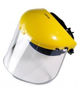 9505 111 Γυαλιά Ασφαλείας Προσωπίδα SECTOR: HELMET PC + VISOR PC UV 1 MM