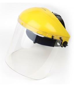 9505 155 Γυαλιά Ασφαλείας Προσωπίδα SECTOR: HELMET PC + VISOR PC AF UV 3 MM
