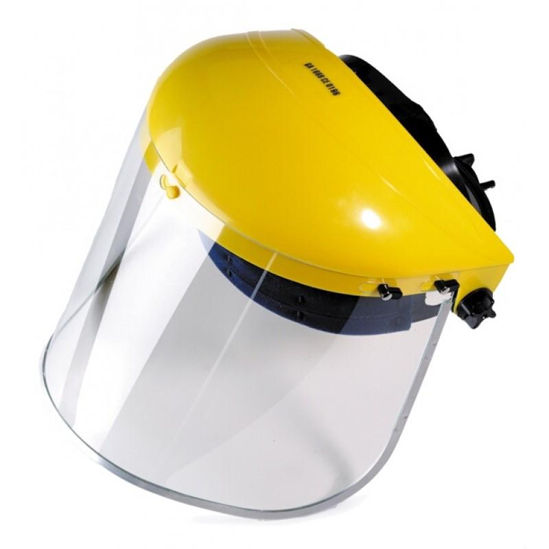 9505 355 Γυαλιά Ασφαλείας Προσωπίδα SECTOR: HELMET PC + VISOR PC AF UV 1 MM