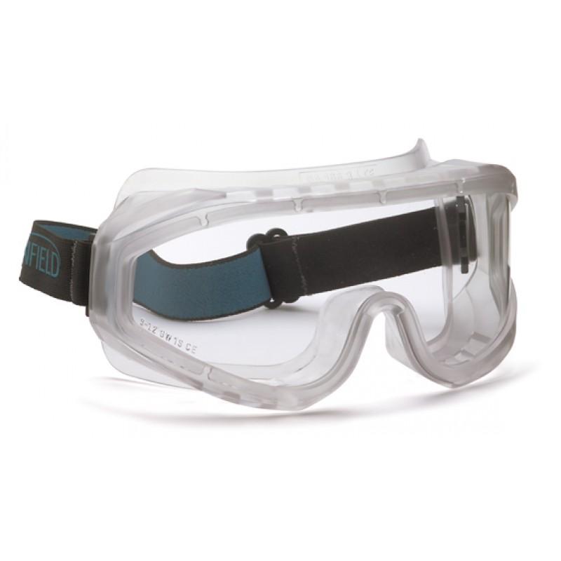 9560 165 Γυαλιά Ασφαλείας Μάσκες VENTOR PC AS-AF UV