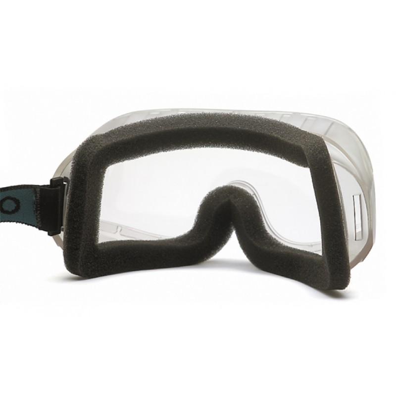 9565 165 Γυαλιά Ασφαλείας Μάσκες VENTOR με Μαλακό Αφρό PC AS-AF UV