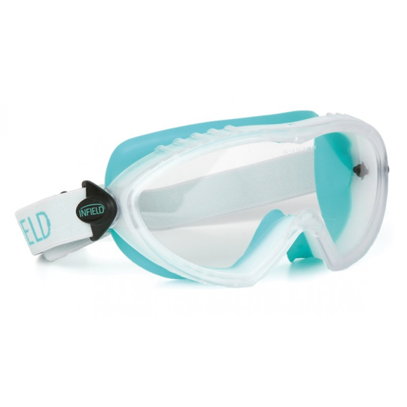 9590 165 Γυαλιά Ασφαλείας Μάσκες GLADIATOR PC AF UV GREEN