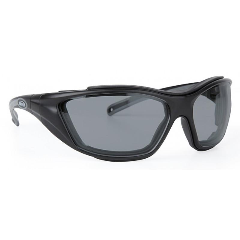 9611 625 SET Γυαλιά Ασφαλείας Γυαλιά Ηλίου COMBOR BLACK PC SP AS UV SPORTLINE SET