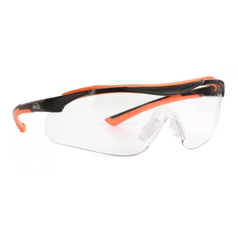 9650 105 Γυαλιά Ασφαλείας Διαφανή Αντιχαρακτικά VOLTOR PC AS UV