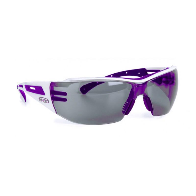 9760 625 AF Γυαλιά Ασφαλείας Γυαλιά Ηλίου VICTOR SMALL WHITE/LILA PC SP AF UV