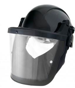 Σετ Επαναφορτιζόμενης Αναπνευστικής Συσκευής CFU Κράνος με Προσωπίδα SPASCIANI