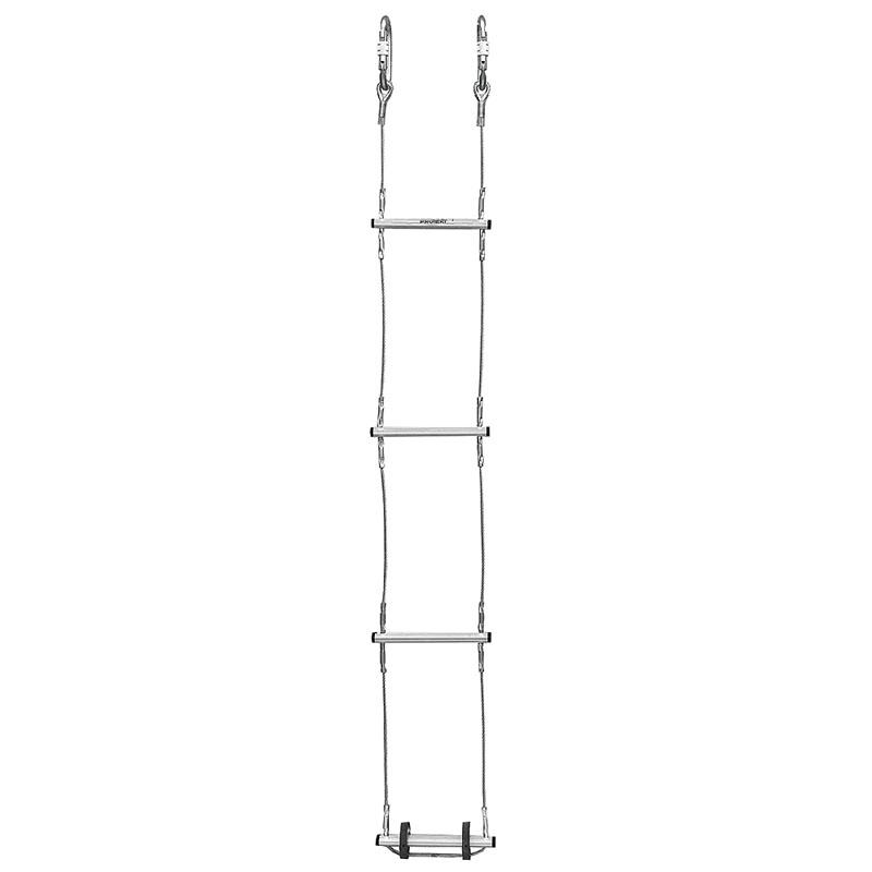 DL 011 Ανεμόσκαλα Στενή - συρματόσχοινο 15 m PROTEKT