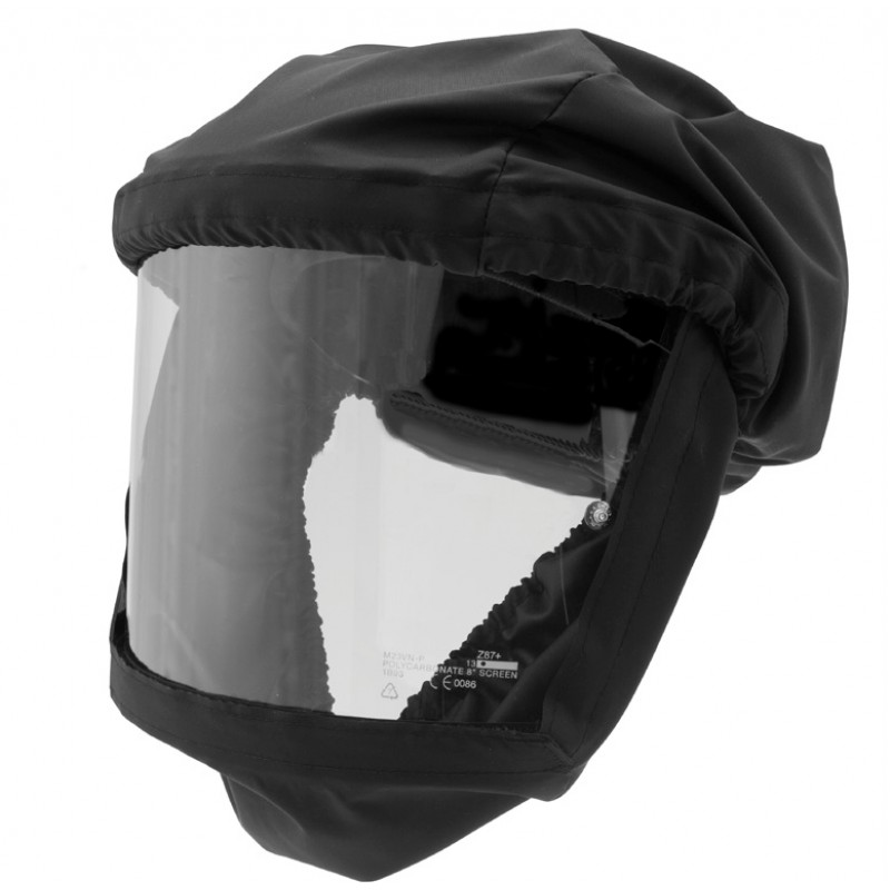 Σετ Επαναφορτιζόμενης Αναπνευστικής Συσκευής FU Ελαφριά Κουκούλα με Προσωπίδα SPASCIANI