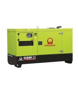 GSW 35 Y Ηλεκτρο - Γεννήτρια 32,5 kVA ACP Αυτόματο/χειροκίνητο πίνακα ελέγχου (ALT.M) PRAMAC