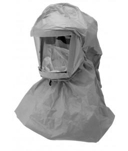 Σετ Επαναφορτιζόμενης Αναπνευστικής Συσκευής H TYVEK F Ελαφριά Κουκούλα SPASCIANI