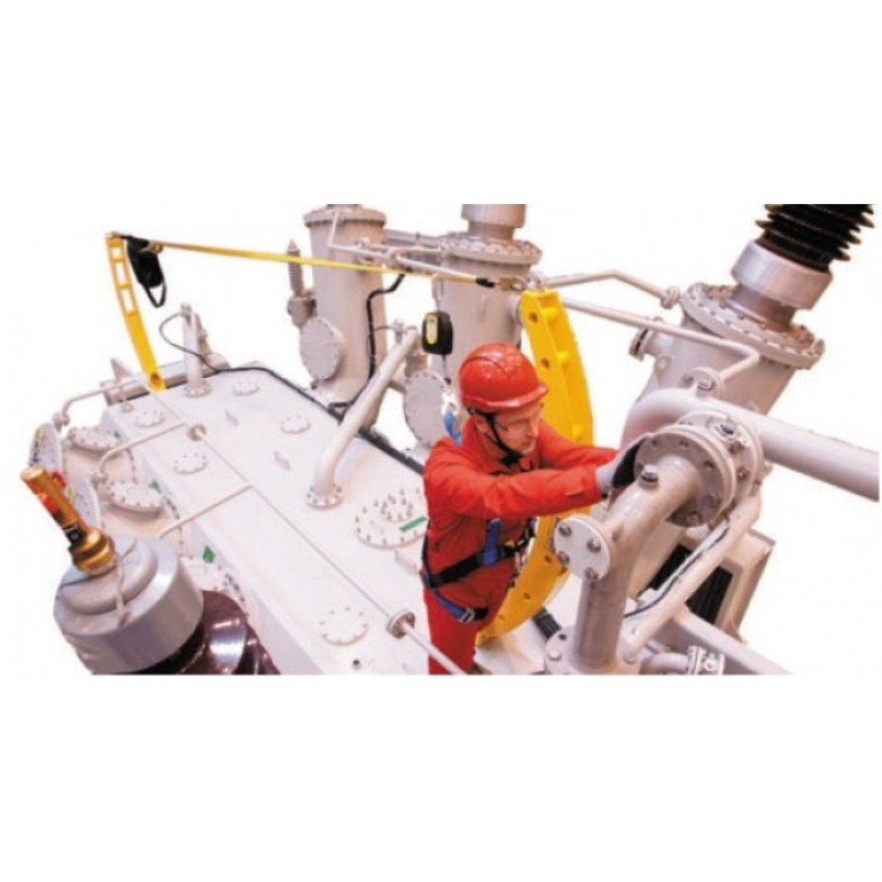 HL 709 01 - Συσκευή αγκύρωση αλουμινίου PROTEKT