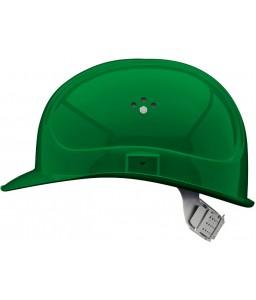 INAP-Master-4,PE με ρυθμιζόμενες τρύπες εξαερισμού Κράνος Ασφαλείας Μέντας Πράσινο RAL 6029 VOSS