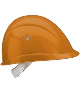 INAP-Profiler-6,PE με καστάνια σύσφιξης Κράνος Ασφαλείας Κυκλοφορίας Πορτοκαλί RAL 2009 VOSS