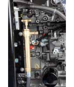 KPR Premium: Σχάρα για προστασία διαρροής με αισθητήρα συναγερμού και χειροκίνητο πίνακα ελέγχου, αντλία αποστράγγισης λαδιού PRAMAC