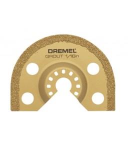 MM501 - λάμα αφαίρεσης σοβά DREMEL
