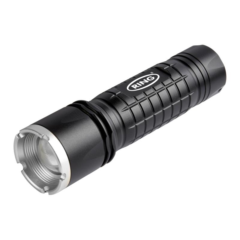 RT5194 Βαριάς χρήσης φακός αλουμινίου Cree LED RING