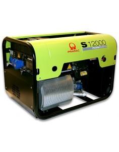 S12000 Ηλεκτρο - Γεννήτρια Βενζίνης 1-Φασική 10,0 kVA Ηλεκτρική εκκίνηση και χειροκίνητο πίνακα ελέγχου CONN ( δυνατότητα σύνδεσης με AMF) + DPP+AVR Honda GX630 PRAMAC