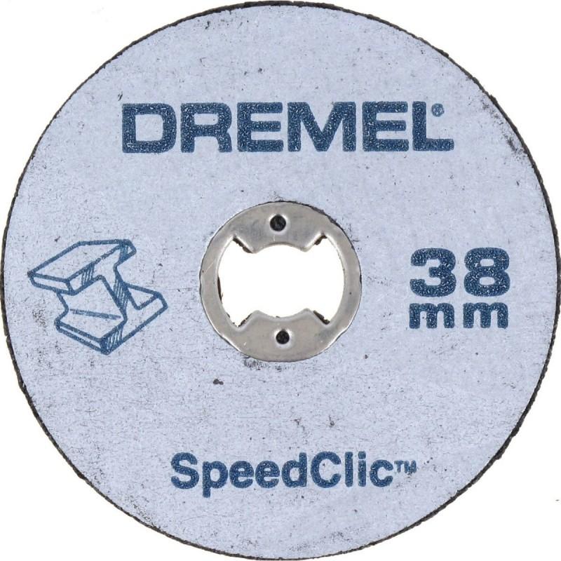SC406 - τροχός κοπής 38.0mm speedclic starter set DREMEL