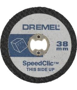 SC476 - τροχός κοπής πλαστικού 38.0mm speedclic DREMEL