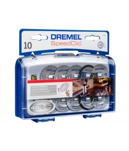 SC690 - set τροχών κοπής speedclic DREMEL