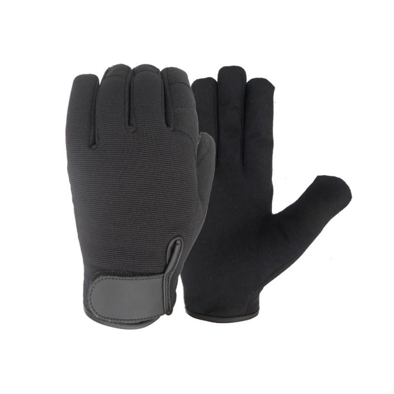 SS 9041 Γάντια εργασίας Μηχανικού, από Τεχνητό Δέρμα (Ammara) POLROK