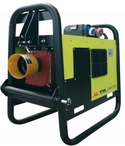 TG30/15 Ηλεκτρο - Γεννήτρια με κίνηση από Ελκυστήρα 27,0 kVA IP 44 + RTE* PRAMAC