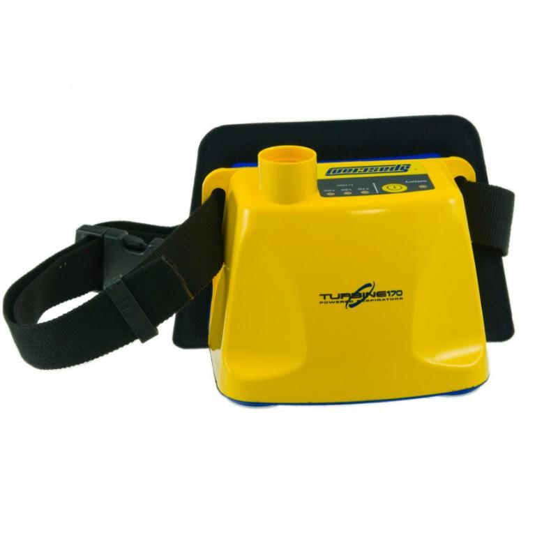 TURBINE 170 Επαναφορτιζόμενη Αναπνευστική Συσκευή SPASCIANI