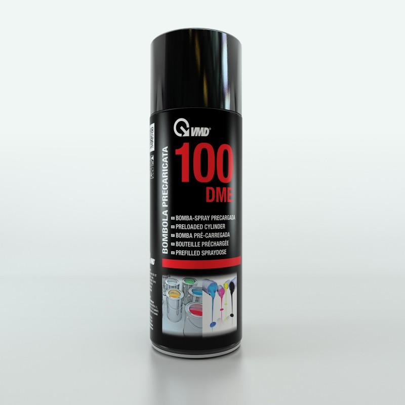 100DME H2O Σπρέι Προφορτισμένο για χρώματα με βάση το νερό 400 ML