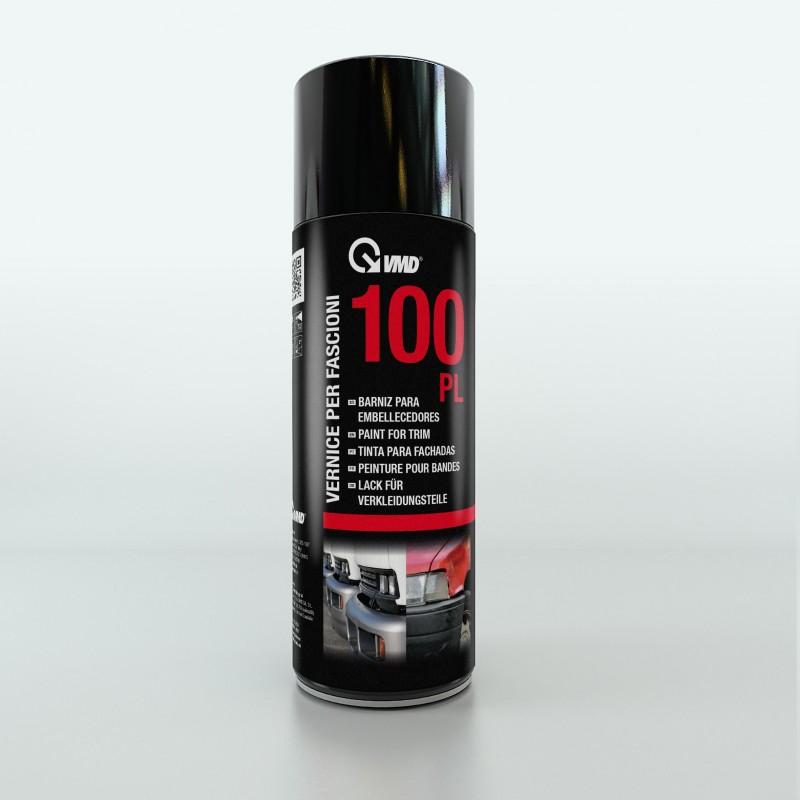 100PL-DG Σπρέι Σκούρο γκρί για προφυλακτήρες 400 ML