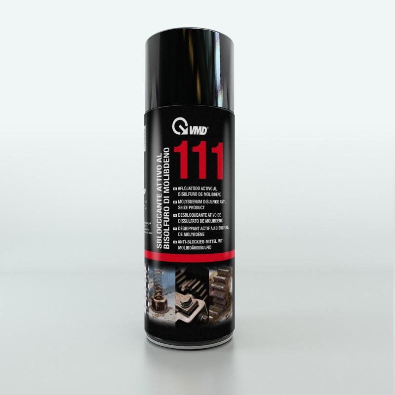 VMD111 Aπασφαλιστικό και Προστατευτικό με Θειούχο Μολυβδαίνιο (ΜοS2) 400 ml