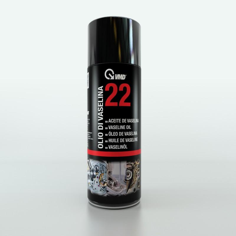 VMD22 Υγρή βαζελίνη 400 ml