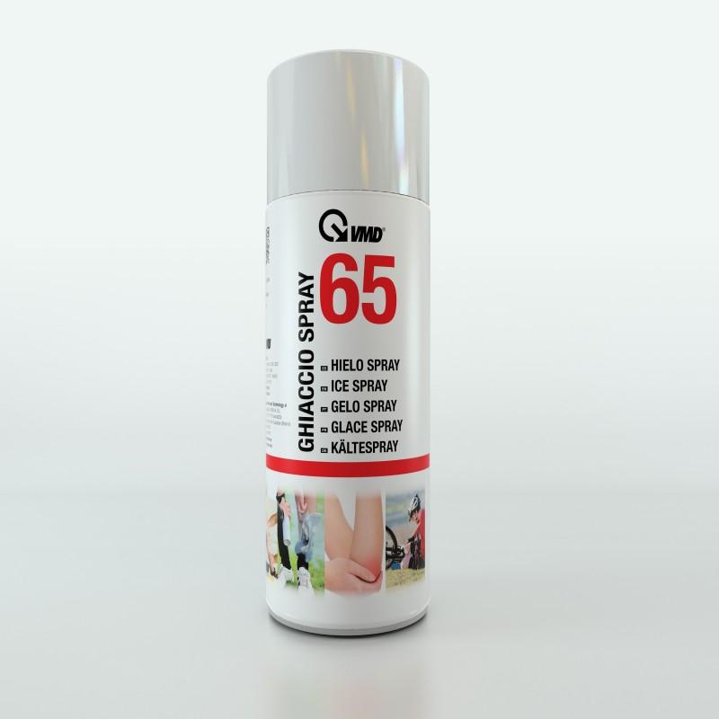 VMD65 Σπρέι Ψυκτικό για Τραυματισμούς CE MARKING 0546, CLASS II A 400 ml