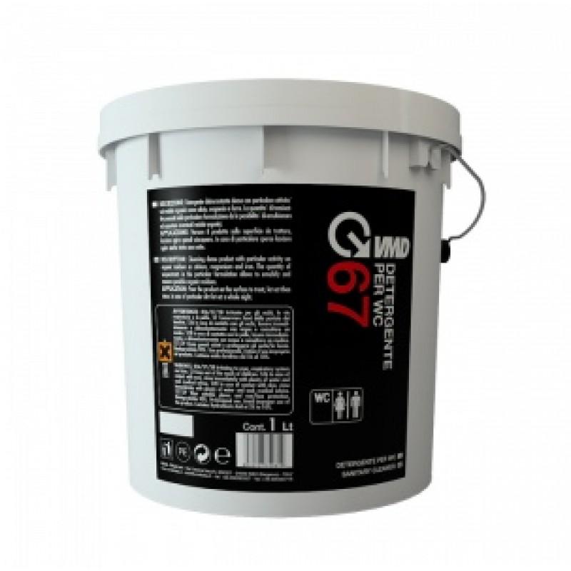 VMD67L Kρεμώδες Καθαριστικό τουαλετας 1 lt