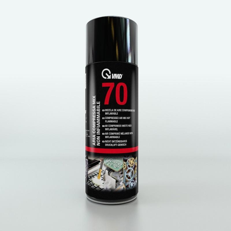 VMD70 Σπρέι Μείγμα Πεπιεσμένου Αέρα μη Αναφλέξιμο 400 ml