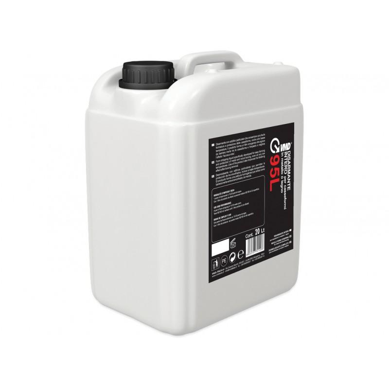 VMD95L Ολοκληρωμένο Υγρό για την απογύμνωση ξυλότυπου και μεταλλότυπου 20 lt