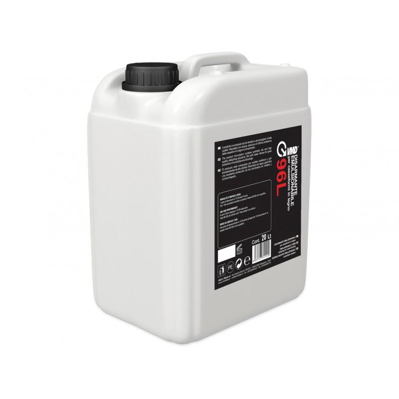 VMD96L Γαλακτοποιήσιμο Υγρό για την απογύμνωση ξυλότυπου 20 lt