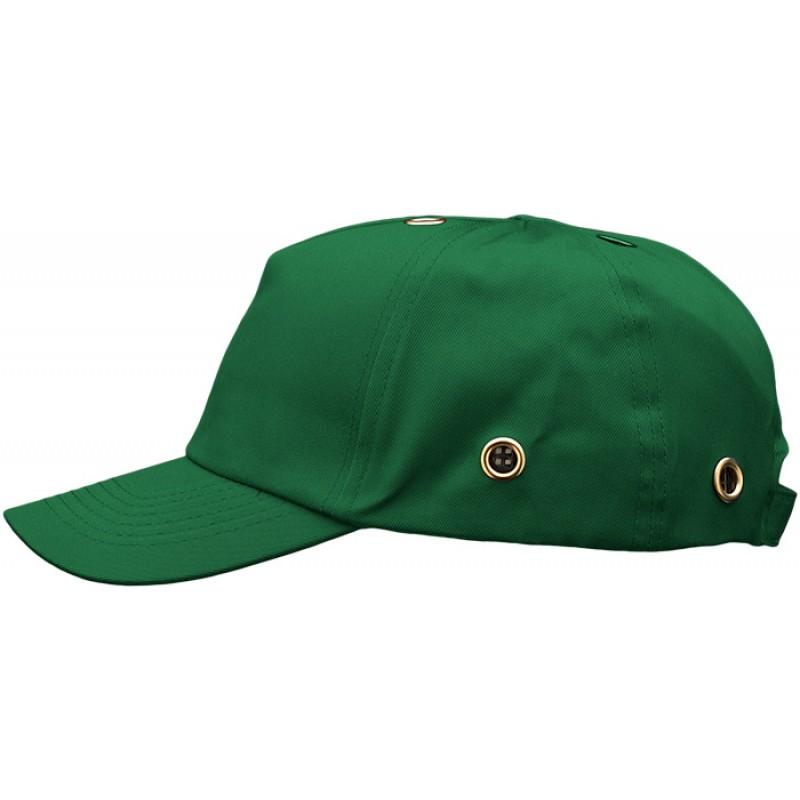 VOSS-Cap classic Καπέλο Ασφαλείας Πράσινο Μπουκαλιού RAL 6035 VOSS
