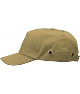 VOSS-Cap classic Καπέλο Ασφαλείας Mπέζ RAL 1001 VOSS