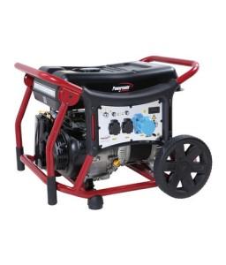 WX6200 Ηλεκτροπαραγωγό Ζεύγος (Η/Ζ), 5.8 kW - 6.4 kVA, 1-φασικό, 230V, 50Hz, AVR, Ηλεκτρική Εκκίνηση, Βενζίνη, Τροχήλατο