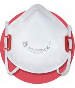 X 210 FFP2 NR D Μάσκα μιας χρήσης με ρυθμιζόμενα κεφαλοδέματα