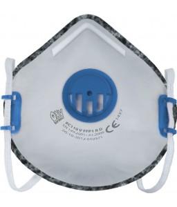 XC 110 V FFP1 R D Μάσκα μιας χρήσης με βαλίδα εκπνοής ενεργό άνθρακα