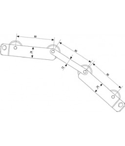 AX 905 προστατευτκό σχοινιού σε γωνίες PROTEKT